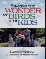 Sharing the Wonder of Birds With Kids PDF