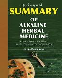 Summary of Alkaline Herbal Medicine PDF