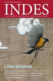 Liberalismus: Indes. Zeitschrift für Politik und Gesellschaft 2016, Ausgabe 2
