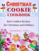 Christmas Cookie Cookbook PDF