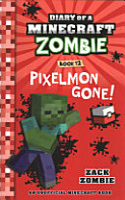 Diary of a Minecraft Zombie Book 12 PDF
