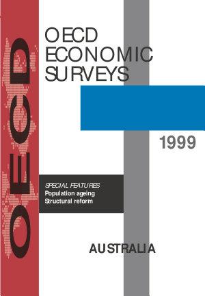 OECD Economic Surveys  Australia 1999 PDF