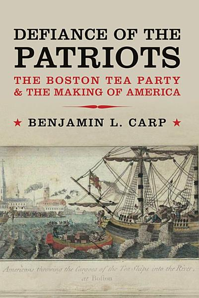 Download Defiance of the Patriots Book