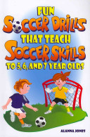 Fun Soccer Drills That Teach Soccer Skills to 5  6  and 7 Year Olds