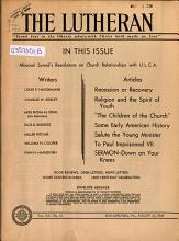 The Lutheran PDF