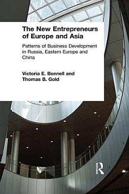 The New Entrepreneurs of Europe and Asia PDF