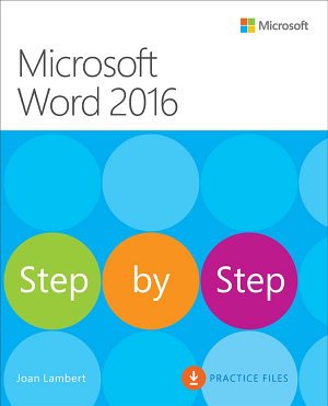 Microsoft Word 2016 Step By Step PDF