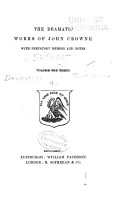 Dramatists of the Restoration  John Crowne PDF