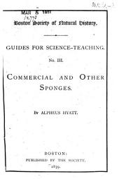 Commercial and Other Sponges