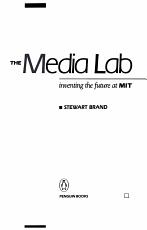 The Media Lab PDF