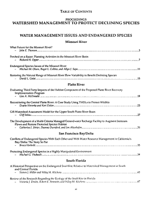 Proceedings  AWRA s 1999 Annual Water Resources Conference PDF