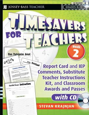 Timesavers for Teachers  Book 2