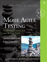 More Agile Testing PDF