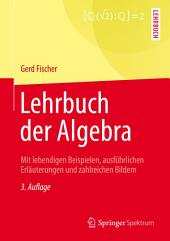 Lehrbuch der Algebra: Mit lebendigen Beispielen, ausführlichen Erläuterungen und zahlreichen Bildern, Ausgabe 3
