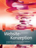 Website Konzeption PDF