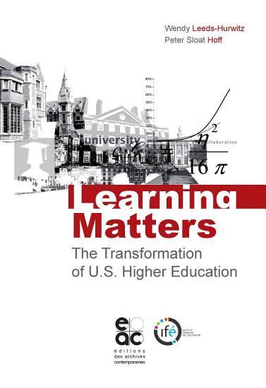 Learning Matters PDF