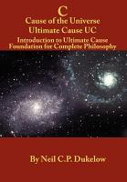 C Cause of the Universe Ultimate Cause Uc PDF