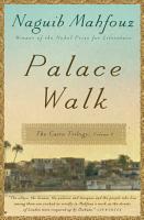 Palace Walk PDF