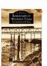 Railroads of Western Texas