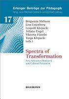 Spectra of Transformation PDF