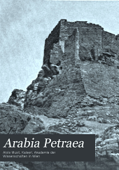Arabia Petraea: Band 1