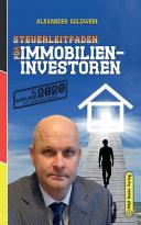 Steuerleitfaden f  r Immobilieninvestoren PDF