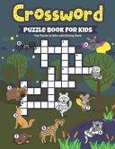 Crossword Puzzle Book For Kids