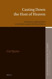 Casting Down the Host of Heaven Book