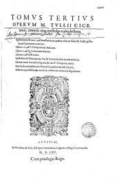 Opera omnia, à Dionus. Lambino ex codicitus manuscriptis emendata et aucta
