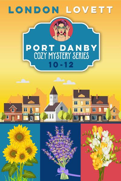 Download Port Danby Cozy Mystery Series Book