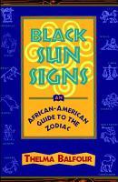 Black Sun Signs PDF