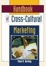 Handbook of Cross cultural Marketing PDF
