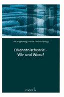 Erkenntnistheorie   wie und wozu  PDF