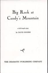 Big Rock At Candy S Mountain Book PDF