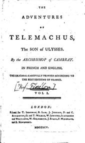 ¬The Adventures of Telemachus, the Son of Ulysses: Volume 1