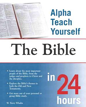 Alpha Teach Yourself the Bible in 24 Hours PDF