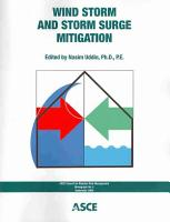 Wind Storm and Storm Surge Mitigation PDF