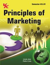 Principles of Marketing: for B.Com-II Semester-III and IV