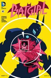 Batgirl (2011-) #41