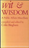 Wit and Wisdom PDF