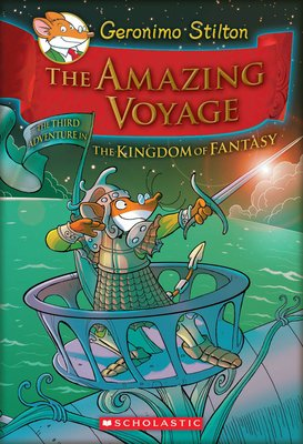 The Amazing Voyage PDF