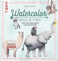 Watercolor Wild   Free PDF