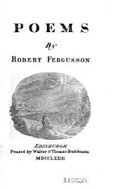 The Poetical Works of Robert Ferguson: Volume 3