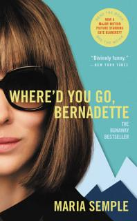 Where d You Go  Bernadette Book