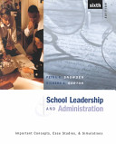 School Leadership   Administration PDF