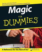Magic For Dummies PDF