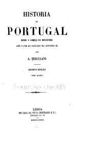 Historia de Portugal: Volume 4