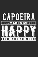 Capoeira Notebook