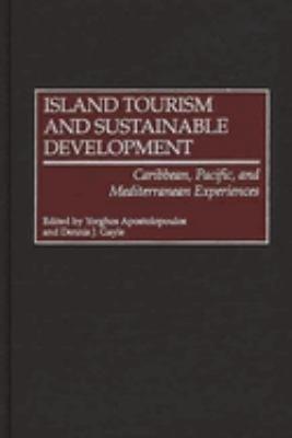 Island Tourism and Sustainable Development PDF