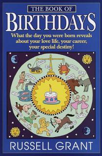 The Book of Birthdays Book